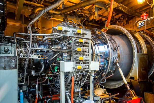 gas turbine systems